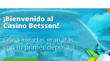Bono de Bienvenida Betsson Perú